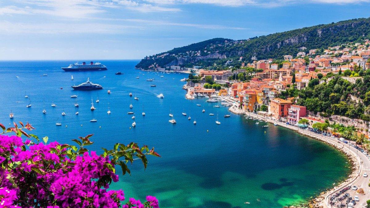 Vacances sur la Côte d'Azur