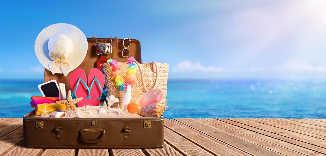 valise été